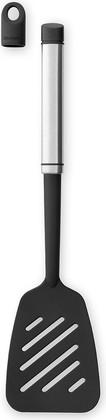 Лопатка с прорезями большая, матовая сталь / чёрный Brabantia Accent 463747