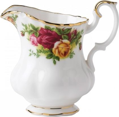 Молочник большой Розы Старой Англии, 250мл Royal Albert IOLCOR00134