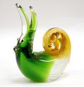 Фигурка стеклянная Улитка 11x12см Top Art Studio ZB1516-TA