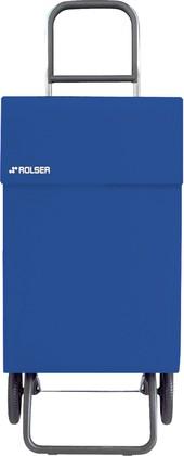 Сумка-тележка хозяйственная синяя Rolser RG JEAN JEA004azul