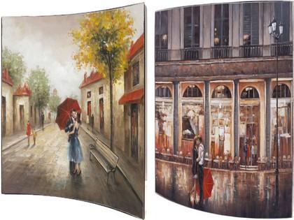 Картина Романтическое свидание 41x51см, пара Top Art Studio WDP1749-TA