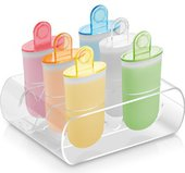 Формочки для мороженого, 6шт. Tescoma BAMBINI 668220