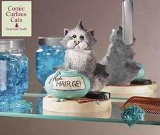 Сomic & Curious Cats – это целая история, рассказанная в одной статуэтке