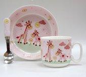 Набор посуды для девочки Солнышко The Leonardo Collection LP33396
