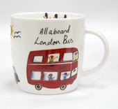 Кружка Путешествие по Лондону 285мл, Spice James Sadler JSLT00011