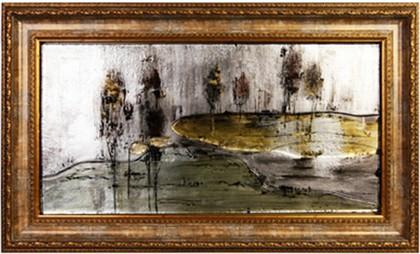 Картина стеклянная Ностальжи 30x60см Top Art Studio LG1230-TA