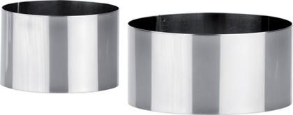 Формочки для придания формы продуктам, 2шт. Tescoma CHEF 428260