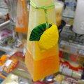 "Свеча ""Спелые фрукты"", пирамида, 8х8х33см Bartek Candles 168033"