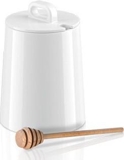 Ёмкость для мёда с разливной ложкой, фарфор, 0.6л Tescoma Gustito 386470