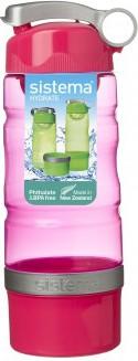 Спортивная питьевая бутылка 615мл Sistema Hydrate 535