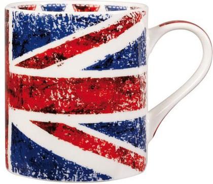 "Кружка ""Английский флаг"" 340мл, Earth James Sadler TPRC00101"