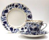 Набор чайный 3 пр. Колокольчики, ф. Лучистая ИФЗ 81.10521.00.1