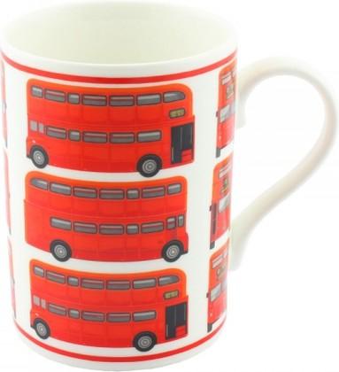 Кружка Лондонский автобус 330мл Leonardo Collection LP92134