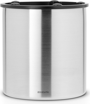 Подставка для кухонных принадлежностей, стальная матовая Brabantia 313066
