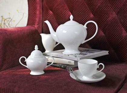 """Сервиз чайный """"Ажур"""", 6 персон, 15 предм. Top Art Studio LD0913-TA"""