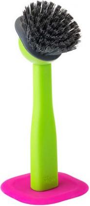 Щётка для посуды с подставкой Vigar Rengo 6046