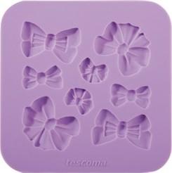 Силиконовые формочки, бантики Tescoma DELICIA DECO 633024