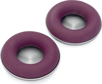 Набор из 2 подставок для сервировки яиц, матовая сталь/фиолетовый Brabantia 611681