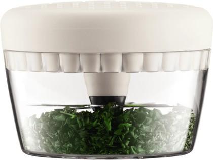 Мельница-измельчитель для зелени белая, 11см Bodum BISTRO 11347-913