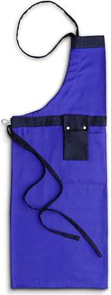 Фартук кухонный синий с чёрным Brabantia 621185