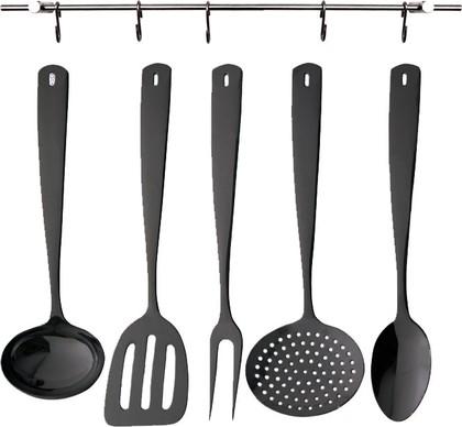 Набор кухонный, 5пр. Herdmar PERUGIA BLACK 140800501170700001