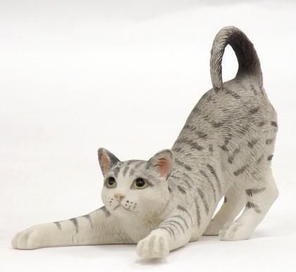 Статуэтка Котёнок Хвост трубой, 5.6см Widdop Bingham WS0826-TA