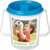 Детская чашка с носиком 250мл Sistema Hydrate 67