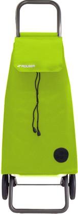 Сумка-тележка хозяйственная зелёный лайм Rolser RG MOUNTAIN MOU001lima