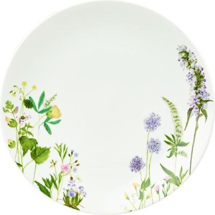 Тарелка Гималайские Цветы 27см Queens HIMF00021