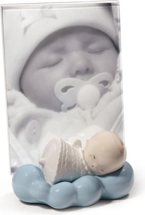 Фарфоровая фоторамка Маленький ангел NAO 02005085