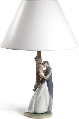 Лампа декоративная Поцелуй Навсегда (A Kiss Forever) 35см NAO 02001767