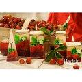 "Bartek Candles FRUITS RUSTIC Свеча ""Спелые фрукты"" - образ коллекции D, блок 70х70х140мм, артикул 5907602647945"