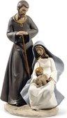 Статуэтка Святое Семейство (The Holy Family), фарфор NAO 02012007