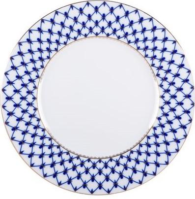 Тарелка десертная Кобальтовая сетка, ф. Гладкая, 200мм 6 шт. ИФЗ 80.07243.00.1