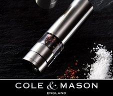 Cole & Mason знает в чём соль