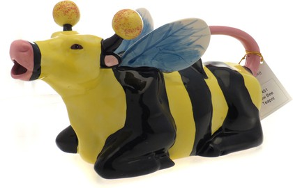 """Чайник заварочный """"Королева-пчелка"""" 30x15см Blue Sky 13461"""