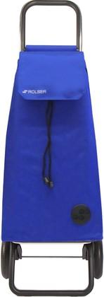 Сумка-тележка хозяйственная синяя Rolser RG MOUNTAIN MOU016azul