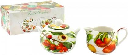 Саxарница и молочник Фруктовый сад 350мл, 250мл The Leonardo Collection LP92306