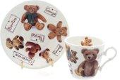 """Кофейная пара """"Мои любимые медвежата"""", 100мл Roy Kirkham COMYF1121"""