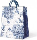 """Пакет подарочный """"Небесные цветы"""" 20x10x25см Paw AGB018603"""