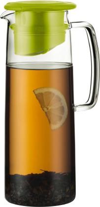 Кувшин с фильтром для напитков, 1.2л, зелёный Bodum BIASCA 11575-565