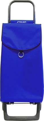 Сумка-тележка хозяйственная синяя Rolser PEP JOY PEP001azul