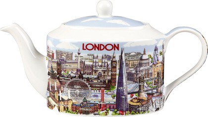 Чайник Лондон 1200мл Minstrel James Sadler JSHL00021