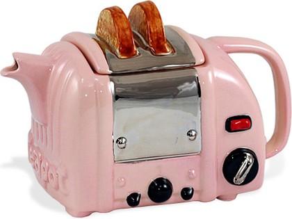 "Чайник коллекционный ""Ретро-тостер"" (Retro Toaster Teapot) The Teapottery 4452"
