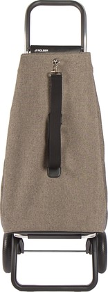 Сумка-тележка хозяйственная и для путешествий гранит Rolser LOGIC RG MAK001granito