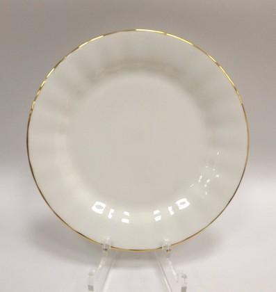 Тарелка десертная Золотая лента, ф. Нега ИФЗ 80.70956.00.1