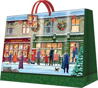 Пакет подарочный Магазинчик подарков 54х16х44 см Paw AGB014501