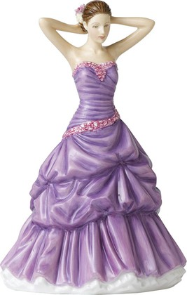Статуэтка Сара (Sara) 22см, фарфор Royal Doulton HNFISC24719