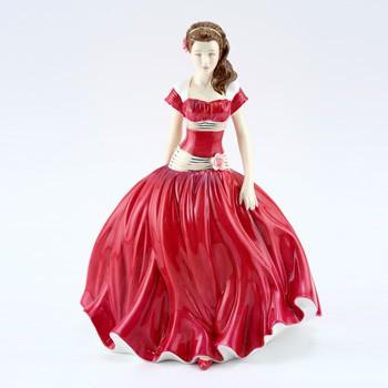 Статуэтка Английская Роза 22см фарфор Royal Doulton HNFISC20757