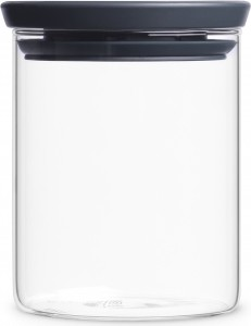 Модульная стеклянная банка 0.7л Brabantia 298288